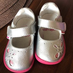 Pediped size 19 girls shoes